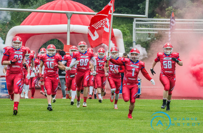 Week 3: Lübeck Cougars - Elmshorn Fighting Pirates