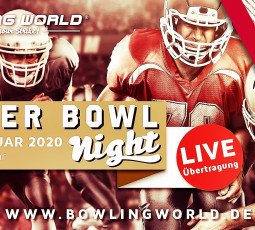 Super Bowl Party 2020 in Lübeck